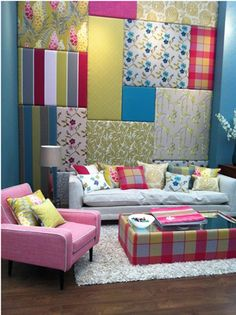 Harlequin Fabrics and Wallpapers -www.harlequin.uk.com.