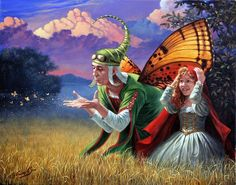 michael cheval, artist | Michael Cheval, 1966 ~ Surrealist painter