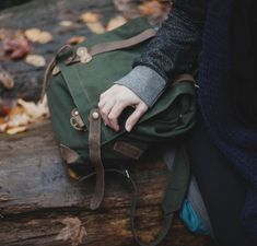 """unitedbyblue: """" United By Blue Scout Backpack + Camp Like a Lady """" Harry Potter Aesthetic, Slytherin Aesthetic, Slytherin Pride, Ravenclaw, Story Inspiration, Writing Inspiration, Character Inspiration, Autumn Inspiration, Grand Prince"""