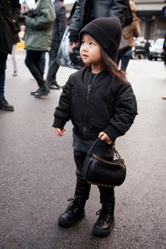 STREET STYLE | KIDS - too friggin cute. #fashion #style #kids