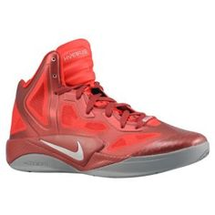 Nike Zoom Hyperfuse 2011 Supreme - Men's - Basketball - Shoes - Team  Red/Sport