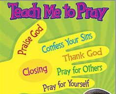 Teaching kids to pray Sunday School Kids, Sunday School Activities, Sunday School Crafts, Teach Me To Pray, Learning To Pray, Praying For Others, Good Morning Funny, Bible Promises, Faith Hope Love