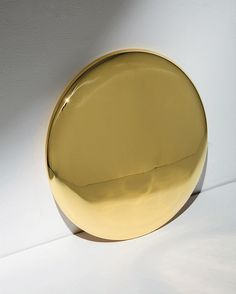 Eight Great Round Mirrors - Michael Anastassiades Beauty, $2,656, thefutureperfect.com. - The New York Times