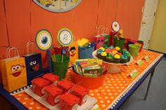 Sesame Street Party!...