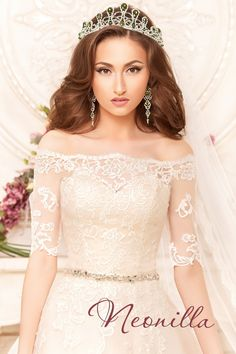 Kleopatra - wedding dress by Neonilla brand