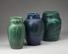 William Salter Mycock 1872-1950, For Pilkington's Royal Lancastrian Vases 1920-1938 est 500-600