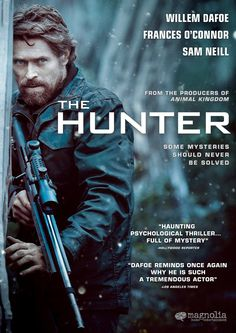 The Hunter DVD (2011, Willem Dafoe, Frances O'Connor) New by entertainmentplace on Etsy
