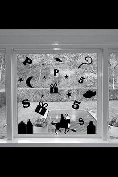 Maak je eigen Sinterklaas sticker. 23 Losse #Sinterklaas stickers om je eigen kunstwerk mee te maken!