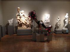 My PAFA in Bloom Deaign, Featured Designer , 2014 Pennsylvania Academy of Fine Art.