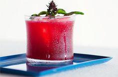 Pink Grapefruit Greyhound Cocktail — Punchfork. Simply refreshing ...