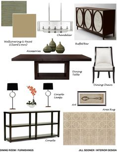 Beautiful Collection Of Furnishings