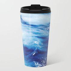 Navy Blue Ocean Beach Waves Metal Travel Mug 15 OZ, Blue Coffee Mug, Stainless Steel Travel Mug, 15 OZ Travel Mug, Nautical Travel Mug by NewburyDesigns on Etsy https://www.etsy.com/listing/529854200/navy-blue-ocean-beach-waves-metal-travel