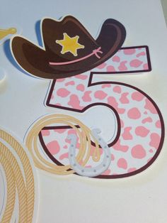 Sheriff Callie Die Cuts por AddyBugs en Etsy Piñata Infantiles 0956ee0deeb