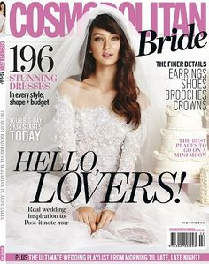 @cosmoaustralia #Bride #2016 #May #magazines #covers #realconnections #style #details #inspiration #bridal #lovers #wedding #dresses #honeymoon #weddingvenues #earrings #shoes #brooches #crowns #tiaras #cake #reception