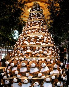 Unconventional Christmas Trees 30 unconventional christmas trees you haven't seen before | trees
