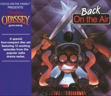 how to listen to adventures in odyssey online for free