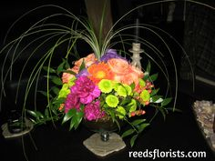 Bring home your wedding table centres to brighten up your own home and remind you of your special day. Flowers by www.reedsflorists.com Wedding Table Centres, Table Centers, Own Home, Special Day, Floral Design, Wedding Decorations, Reception, Rustic, Create