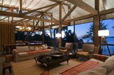 10 estructuras de madera en el sur de Chile
