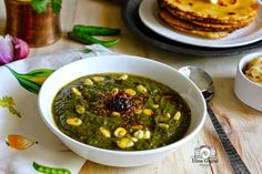 Sarson ka Saag with Makki ki Roti is traditional and staple winter delicacy from the land of five rivers Punjab, pungent mustard leaves are stewed with other winter greens like…