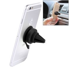 [$1.78] Universal 360 Degrees Rotation Car Air Vent Mount Silicone Sucker Holder…