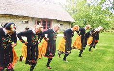 Muhu Island 2 Estonia World Discovery, Island 2, Island Design, Patterns, Dresses, Fashion, Block Prints, Vestidos, Moda