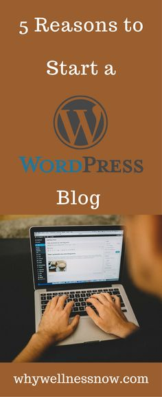WordPress is king when it comes to running any website effectively. Maybe you're not convinced (maybe you're not convinced you want to start a blog at all), and that's why I wrote this post.