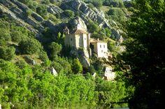 Fotos de:  Soria - Ermita de San Saturio y entorno rio Duero