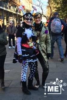 Mardi Gras Costumes, French Quarter, New Orleans, Punk, Style, Fashion, Swag, Moda, Stylus