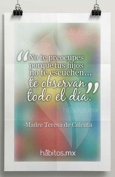 Teresa de Calcuta.
