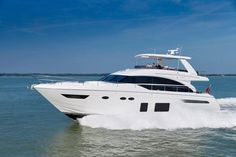 2016 Princess 68 FB - On Order - Boats.com