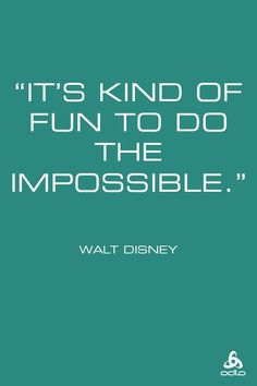 Goal #1 What is possible.  Goal #2 What people tell me is impossible. Thank you Walt. And Thank you Shaklee :)