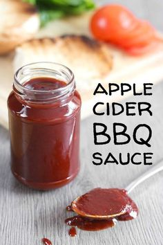 Homebrewing cider Homebrewing cider Apple cider BBQ sauce - throw your favourite cider in a pan with a few other ingredients, and within an hour youll have an amazing homemade BBQ sauce! Apple Bbq Sauce Recipe, Homemade Bbq Sauce Recipe, Homemade Seasonings, Easy Bbq Sauce, Barbecue Sauce Recipes, Bbq Sauces, Gluten Free Barbecue Sauce Recipe, Barbacoa, Chutney