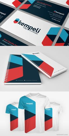 50 Creative Branding and Identity Design examples for your inspiration - corporate branding design Web Design, Logo Design, Graphic Design Branding, Creative Design, Fish Design, Stationery Design, Brochure Design, Corporate Identity Design, Brand Identity Design