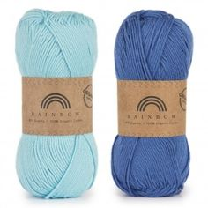 This is Hobbii's very own organic cotton spun in a soft, classic and luscious ply fingering weight. The fibre is made from organic cotton which has both been spun and dyed in an environmentally friendly and sustainable fashion. Crochet With Cotton Yarn, Organic Cotton Yarn, Knit Or Crochet, Dishcloth Knitting Patterns, Crochet Patterns, Textiles, I Love This Yarn, Fingering Yarn, Crochet Projects