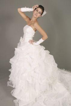 wedding dress, svatební šaty