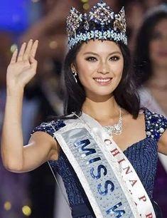 Yu Wenxia (Chine) - Miss Monde 2012 Beautiful Asian Girls, Most Beautiful Women, Miss Monde, World Winner, Bollywood, Miss India, Miss Usa, Miss World, Beauty Pageant