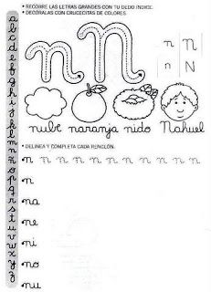 Actividades Escolares: caligrafía para el primer ciclo Make Tutorial, Teaching Resources, Notebook, Bullet Journal, Math Equations, Album, Education, Irene, Valentino