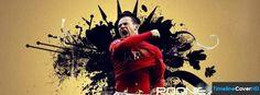 Wayne Rooney Manchester United 3 Facebook Cover Timeline Banner For Fb Facebook Cover