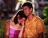 """""""Wanna know something Miss Joey Potter? I think the world may just surprise you yet. I mean you fall in love and it doesn't work out and you think that it will never happen again, but it does. Believe me, it does. In the strangest of places.""""  - Pacey to Joey"""