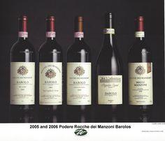 Podere Rocche dei Manzoni Barolo Wine Family from My Favorite Wine IS.com