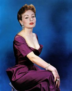the50sbest: Jeanne Crain, 1953