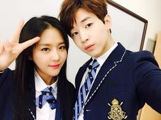 Henry and Yewon