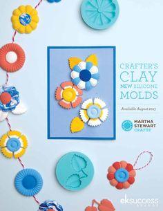 Martha Stewart Crafts Clay Catalog 2013
