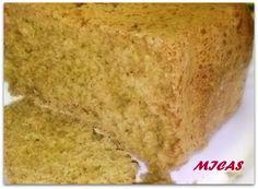 horta e cozinha: Pão Integral com Centeio e Aveia