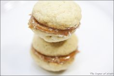Salted Dulce de Leche Cookies | 11 Mini Holiday Desserts That Are Too Good To Eat Just One