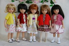 Mes 5 Little Darlings - 1000 & 1 choses