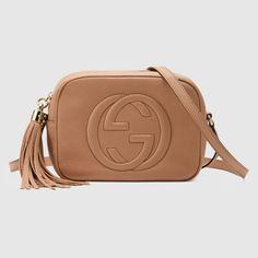 e8dedd163a4 Gucci Women - Soho leather disco bag - 308364A7M0G2754 Gucci Disco Bag