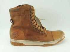 Diesel Basket Butch Zippy Herren Leder Stiefel Schuhe Boots Chucks Gr. 43 NEU | eBay