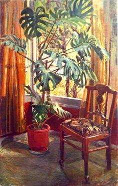 Smaragda Papoulia-Vasilakoudi (Greek painter, b. Greek Paintings, Van Gogh Paintings, Mediterranean Art, Painter Artist, 10 Picture, Greek Art, Painting Lessons, Art Studies, Light Painting