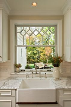 Kitchen Windows Design Ideas, Pictures, Remodel, and Decor - page 7